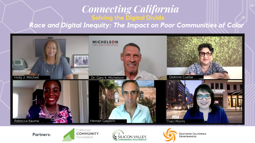 Tackling Digital Inequity Requires Bold, Courageous, and Collective Action